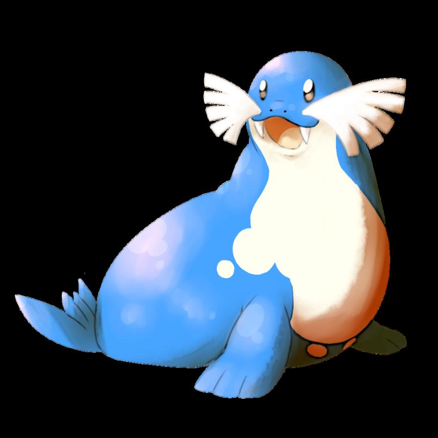 Sealeo – #364 | Pokédex 252 – 386 | Pinterest | Pokémon, Anime and …