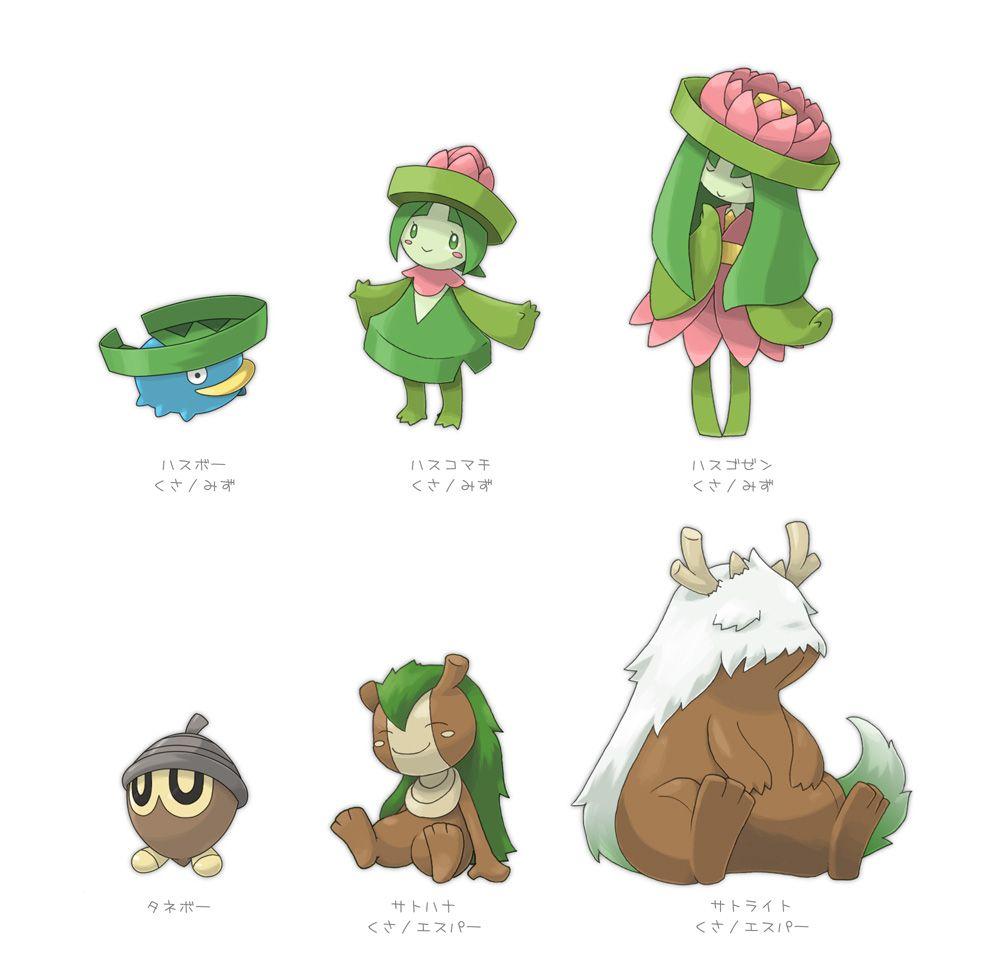 Seedot – Pokémon – Zerochan Anime Image Board