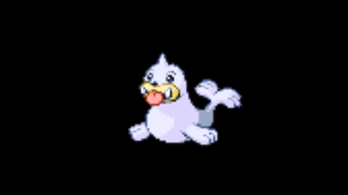 Pokémon – Seel (Cry) – YouTube