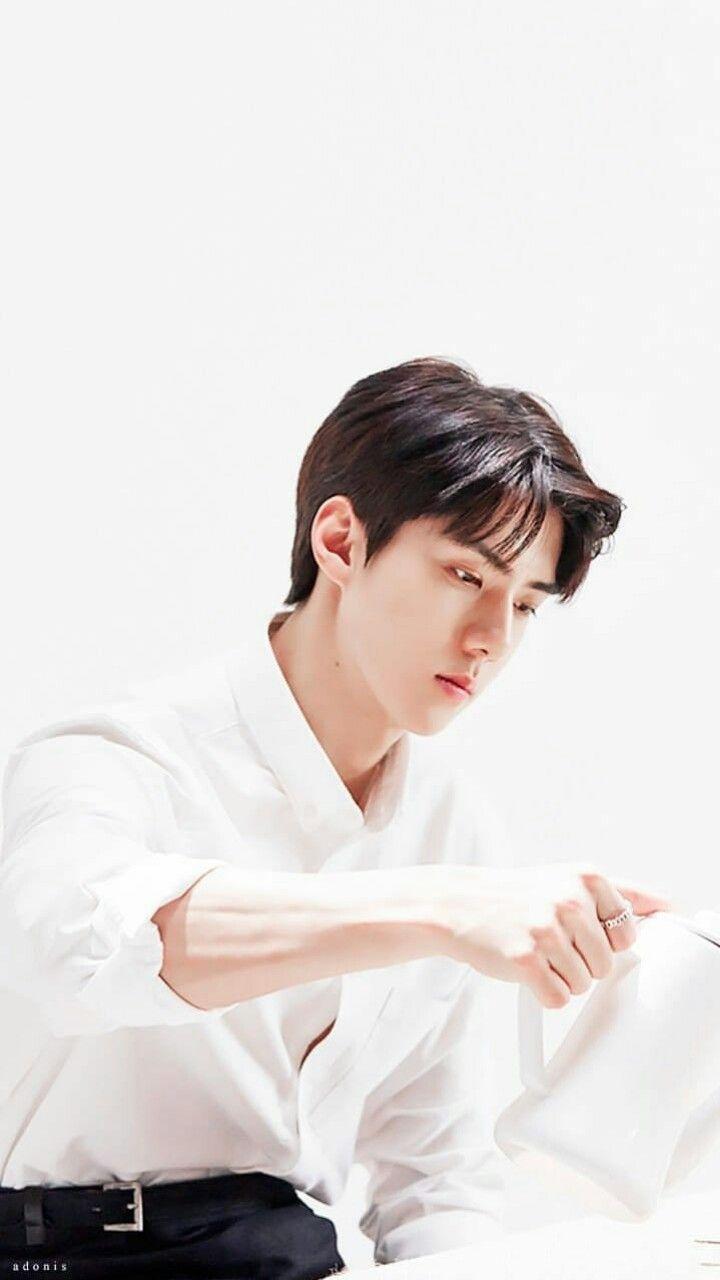 EXO WALLPAPER | EXO | Pinterest | Exo, Wallpaper and Sehun