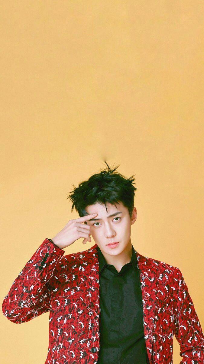 Sehun wallpaper | EXO | Pinterest | Sehun, Exo and Kpop