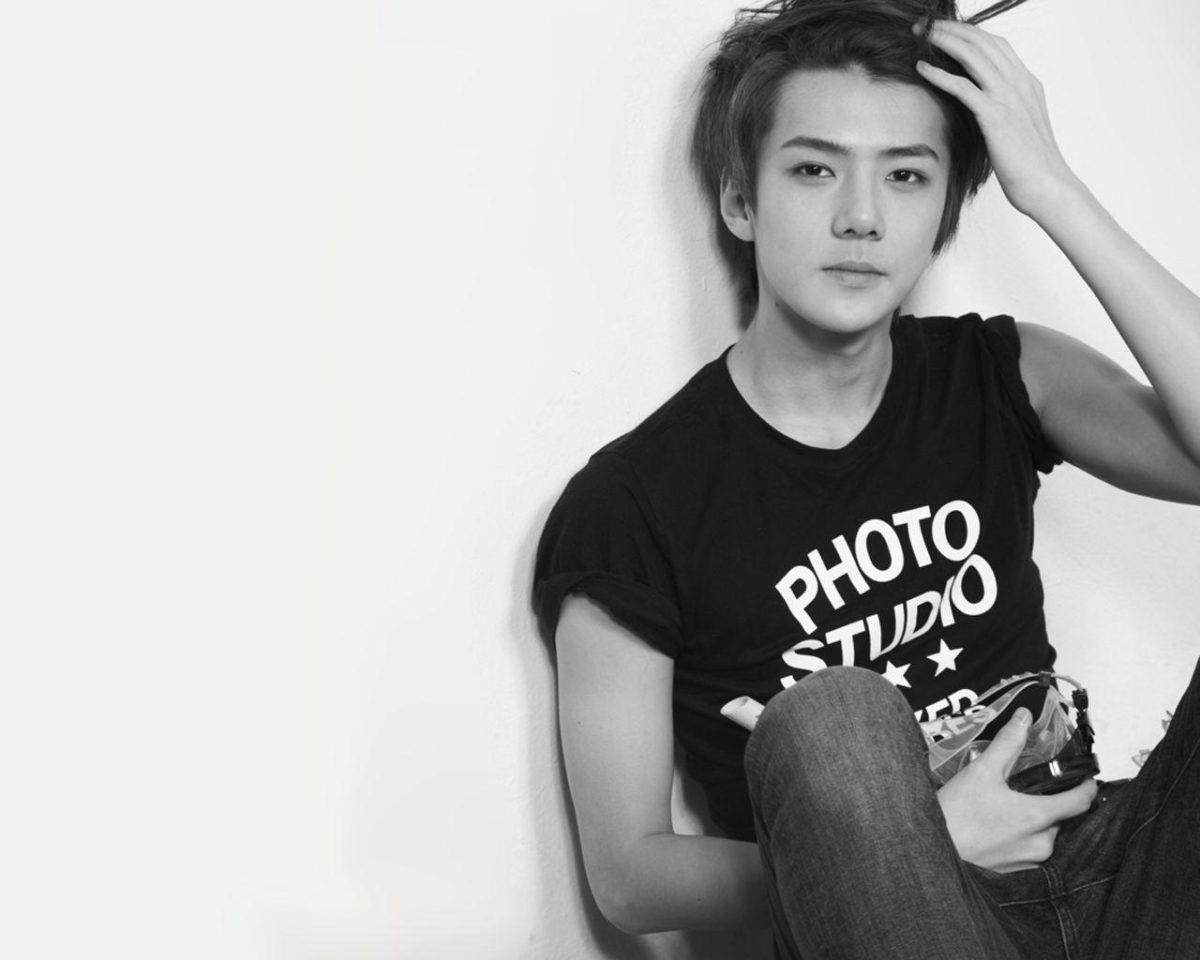 Sehun Wallpaper and Background Image | 1280×1024 | ID:486945