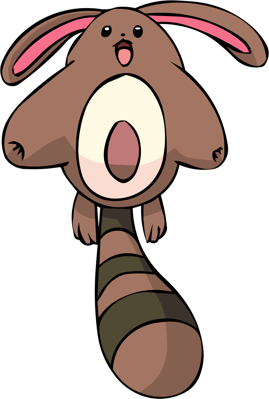 Sentret by SociallyAwkwardShya on DeviantArt