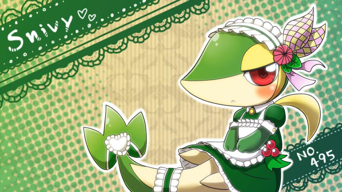 Snivy – Pokémon – Zerochan Anime Image Board