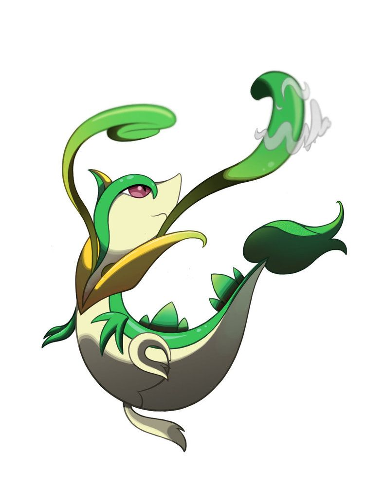 Images of Snivy Evolution Wallpaper – #SpaceHero
