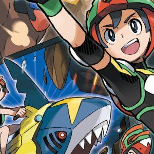 download Sharpedo Poke Ride Pokemon Sun and M… Wallpaper #15606