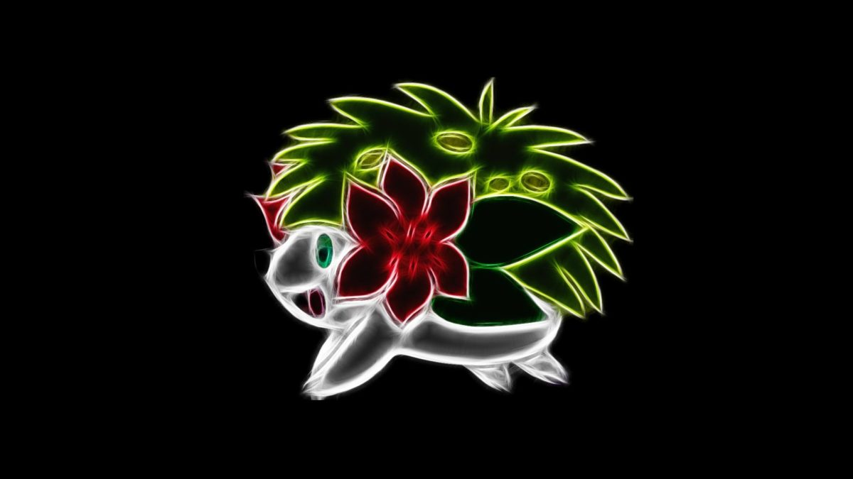 Wide HDQ Shaymin Wallpapers (Shaymin Wallpapers, 47), Top4Themes Pack IX