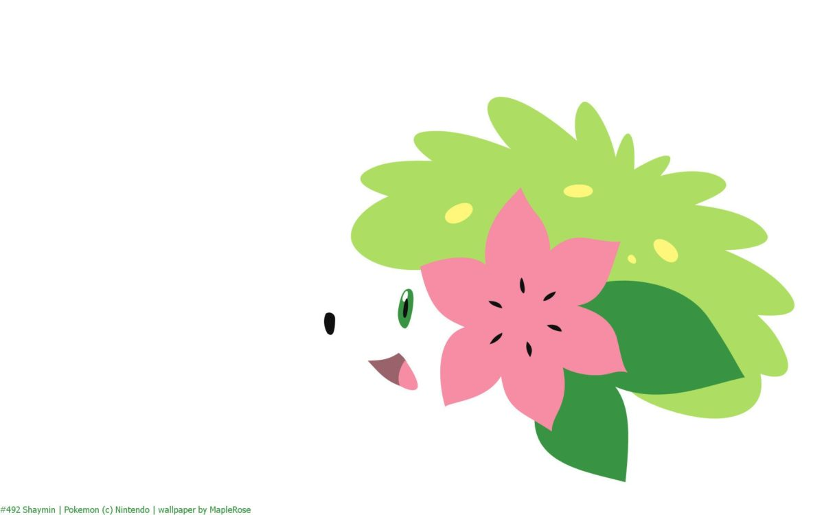 Shaymin Wallpapers (58+ images)