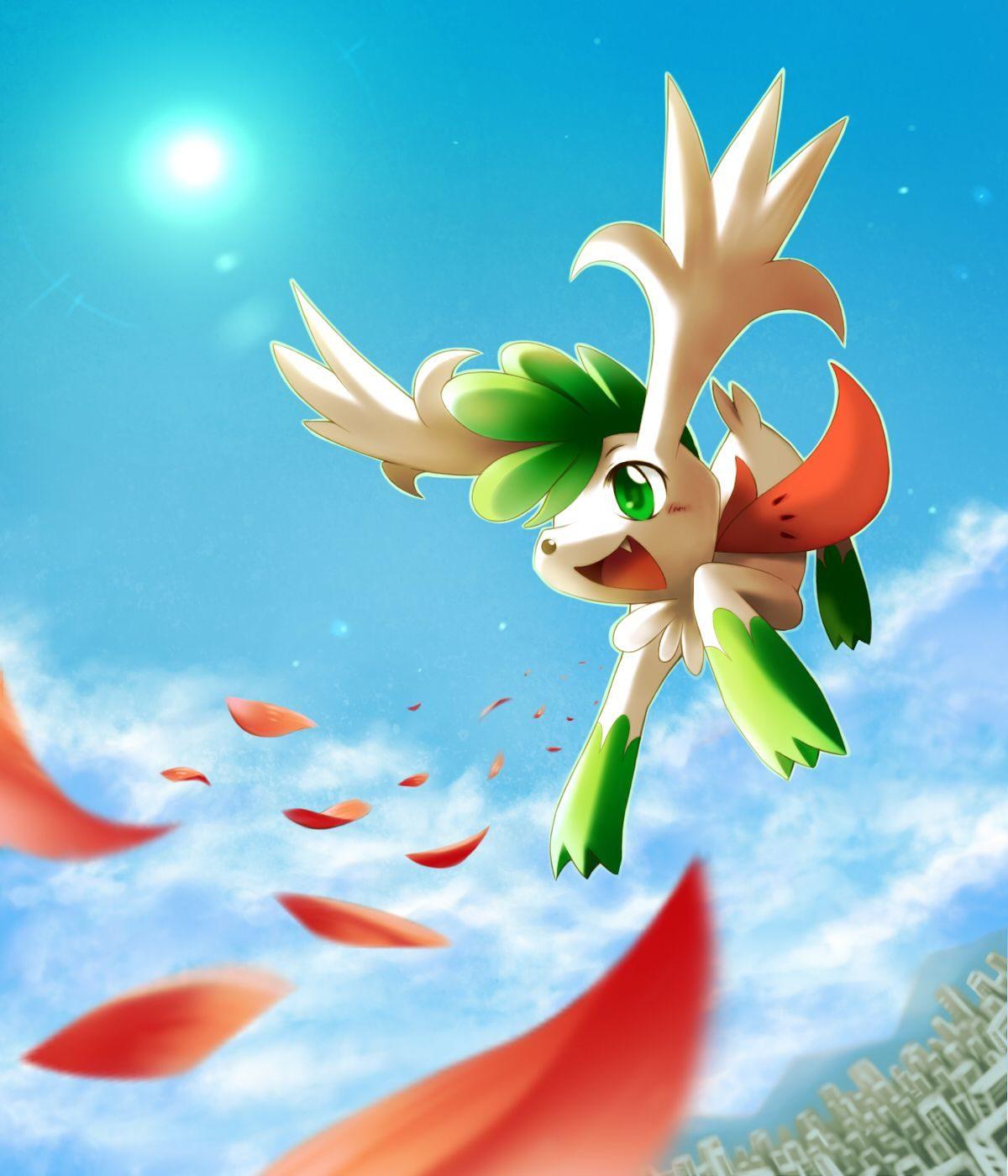 Shaymin – Pokémon – Zerochan Anime Image Board