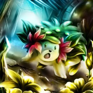 download THE LIGHT OF SHAYMIN by TrachaaArMy on DeviantArt