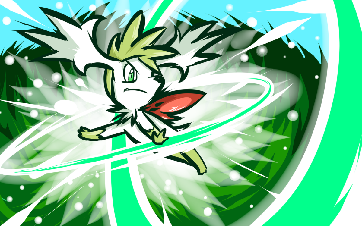 Download Pokemon Shaymin Wallpaper(40+) – Free Desktop Backgrounds …
