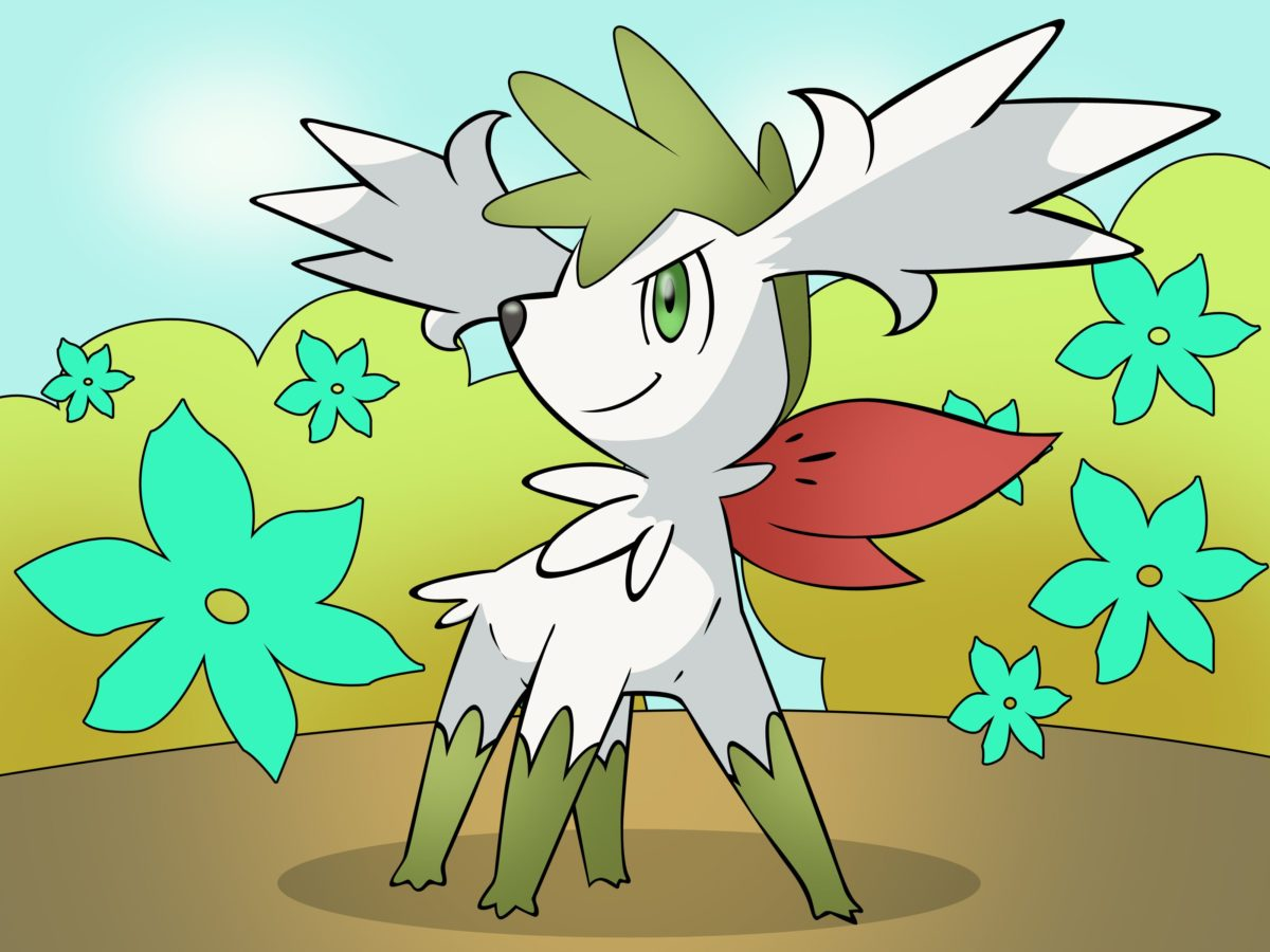 How to Draw Shaymin (with Pictures) – wikiHow