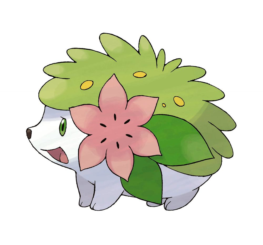 Shaymin images Shaymin HD wallpaper and background photos (11079115)