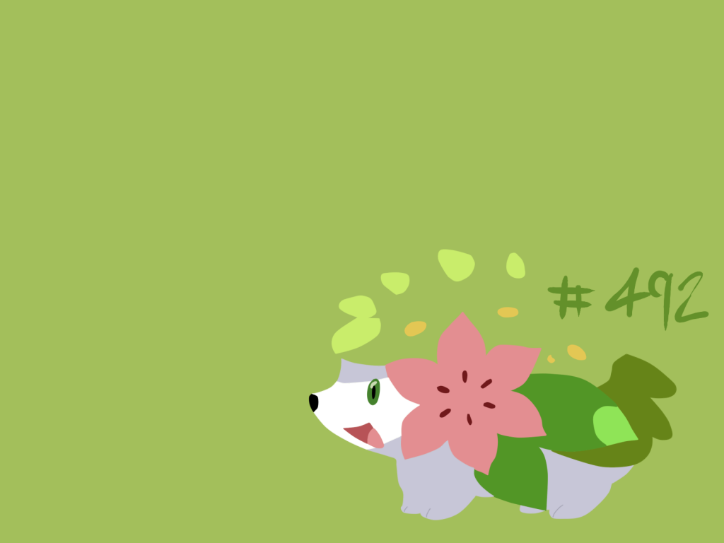 Shaymin HD Wallpapers 20+ – Page 3 of 3 – ondss.com
