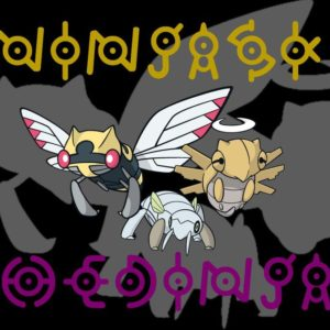 download Ninjask and Shedinja Background by JCast639 on DeviantArt