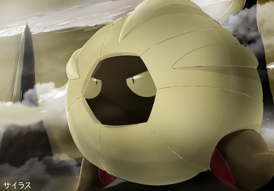 Pokemon Shelgon by Sorocabano … – Pokemon Shelgon by Sorocabano on DeviantArt – Shelgon HD Wallpapers