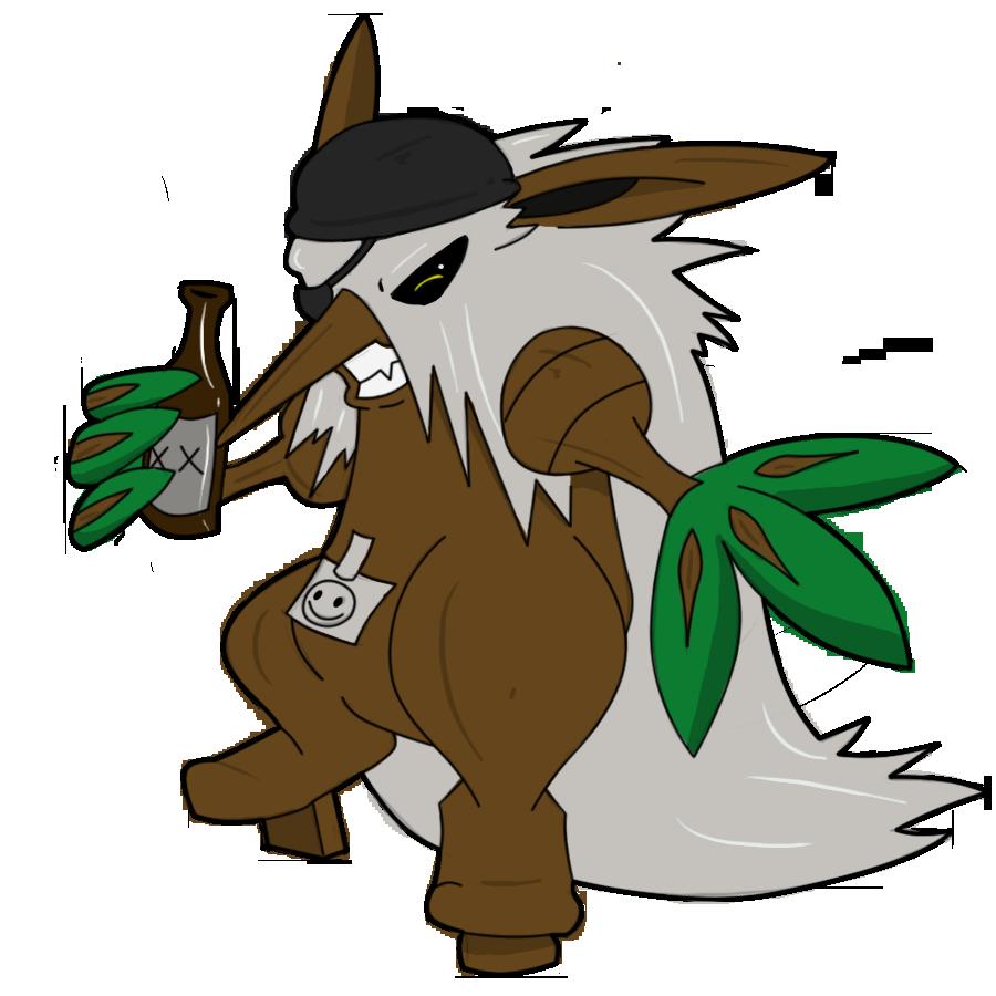 TF2 Pokemon – Demoman Shiftry by Jestermation on DeviantArt