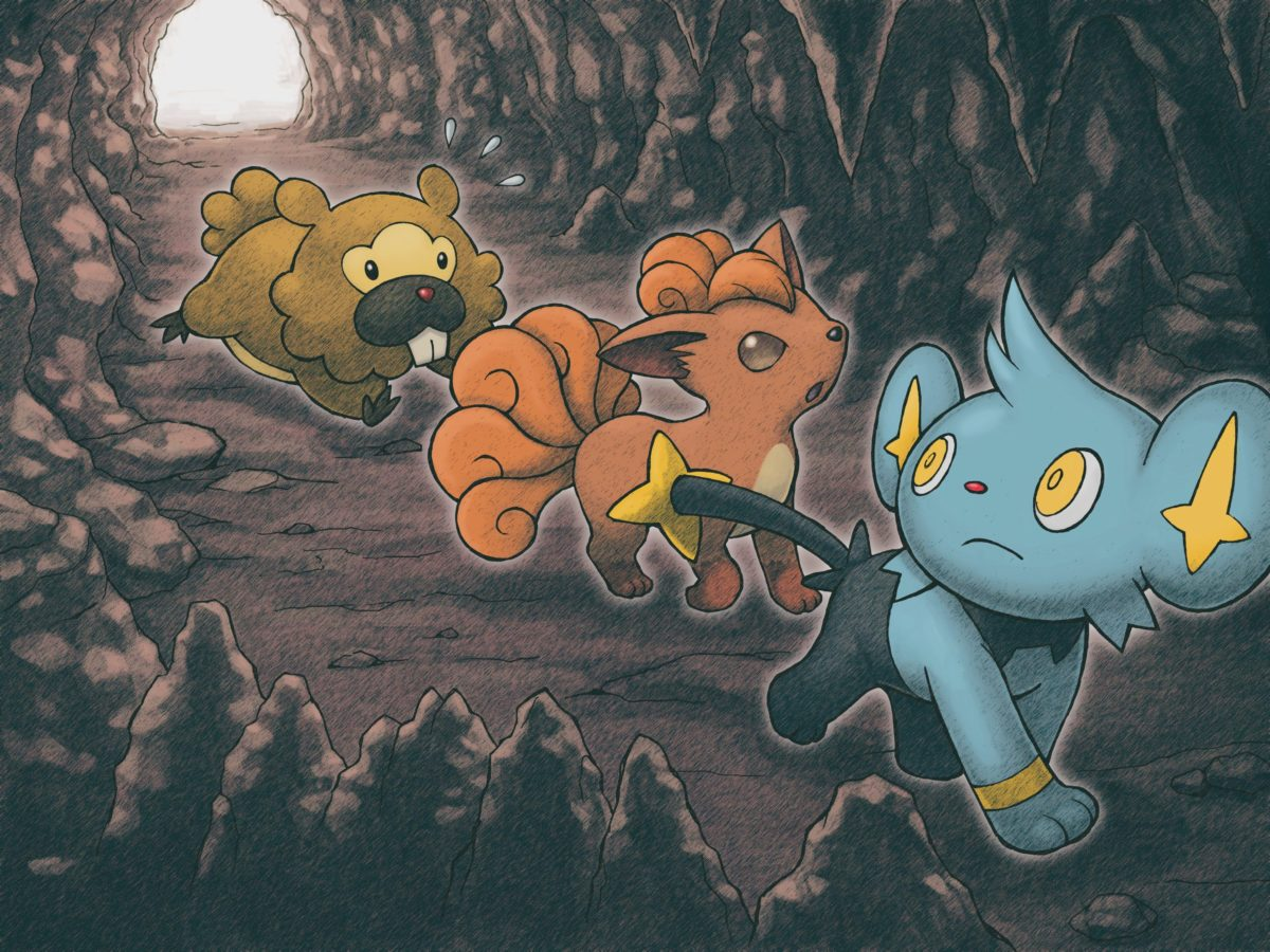 4 Shinx (Pokémon) HD Wallpapers | Background Images – Wallpaper Abyss
