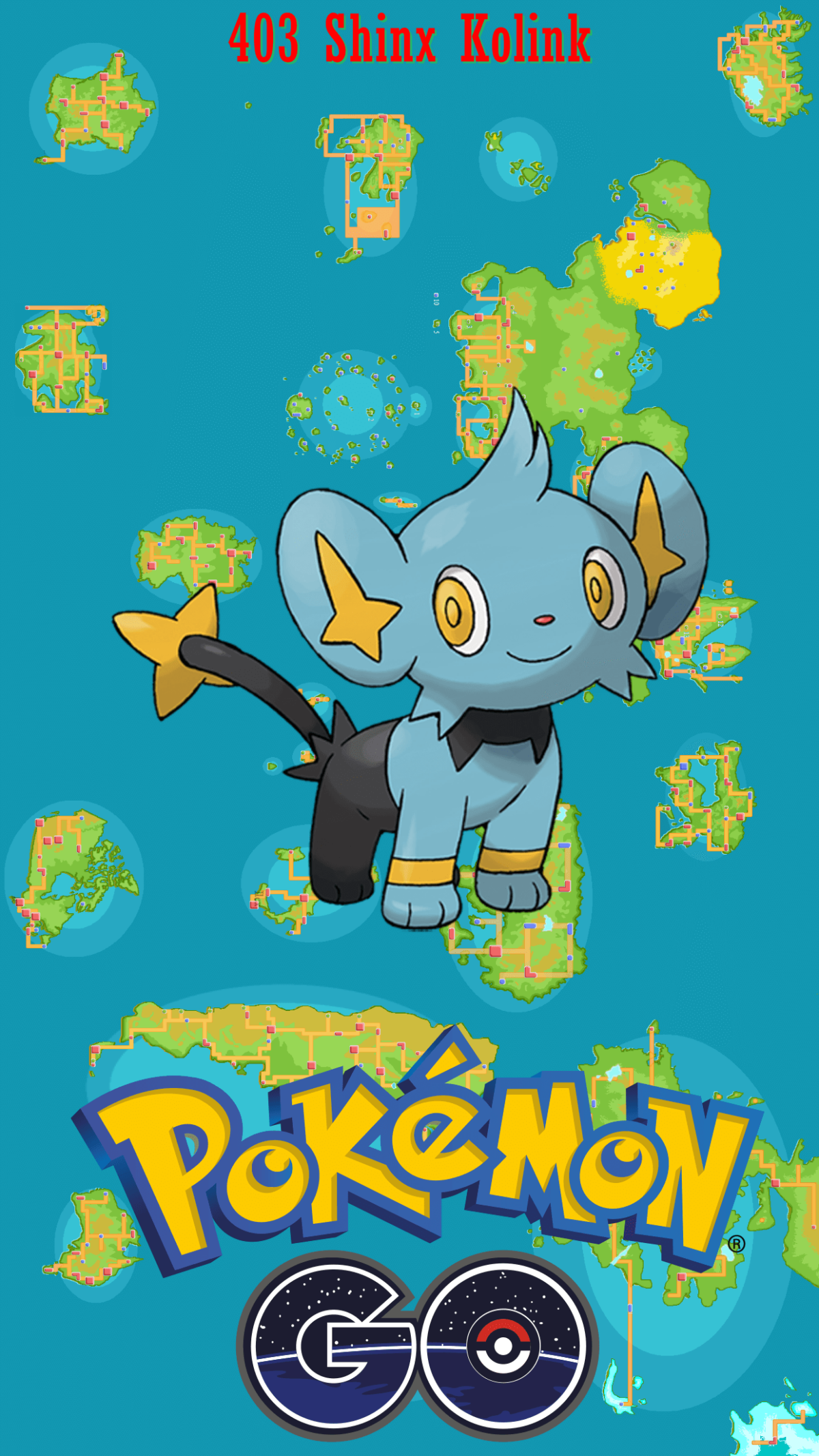 403 Street Map Shinx Kolink | Wallpaper