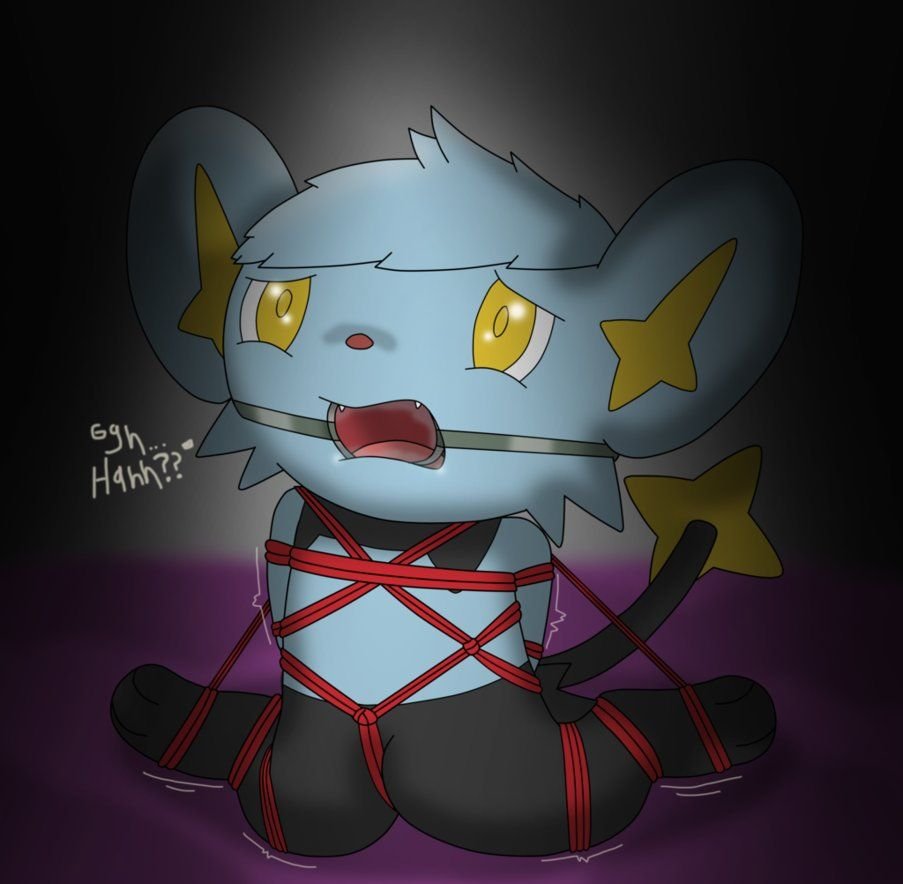 Shinxy shinx by soupcanz on DeviantArt