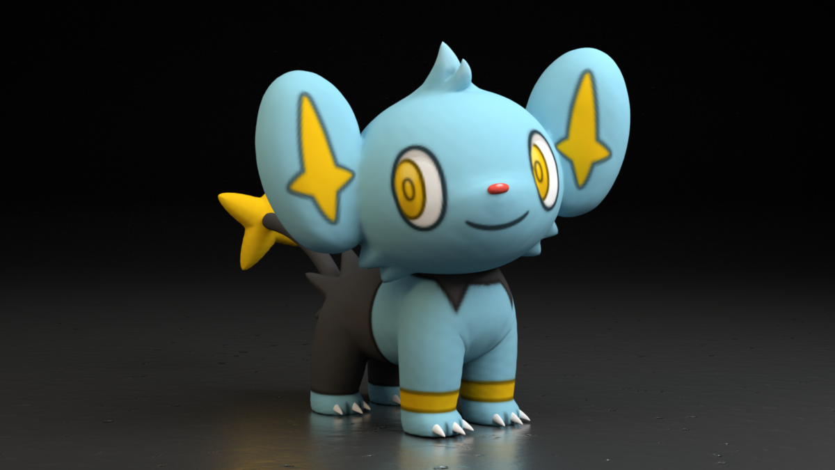 403. Shinx by TheAdorableOshawott on DeviantArt