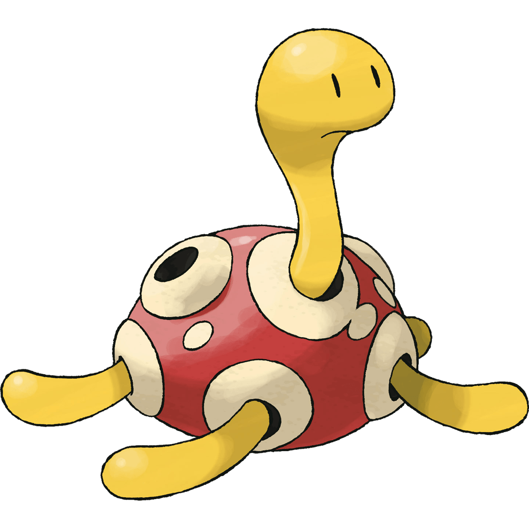 Pokémon by Review: #213: Shuckle