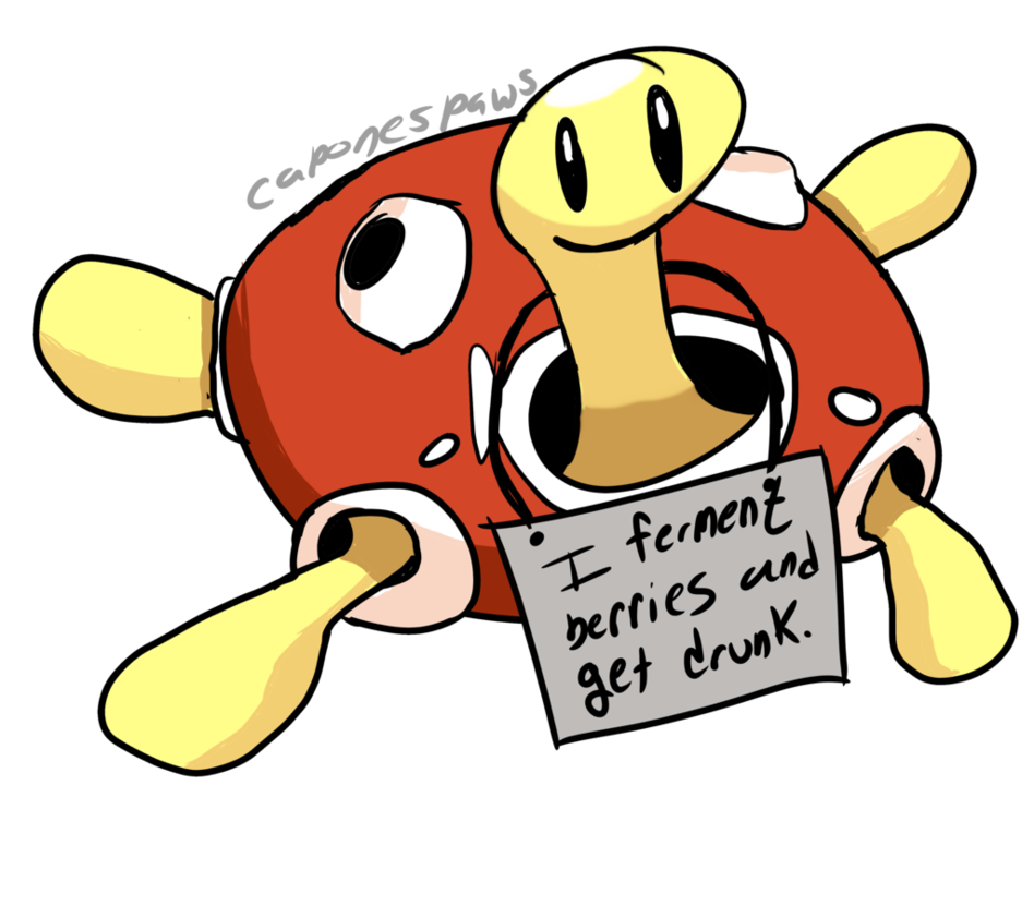 Don't Fuckle with the Shuckle by Chimerafrost on DeviantArt