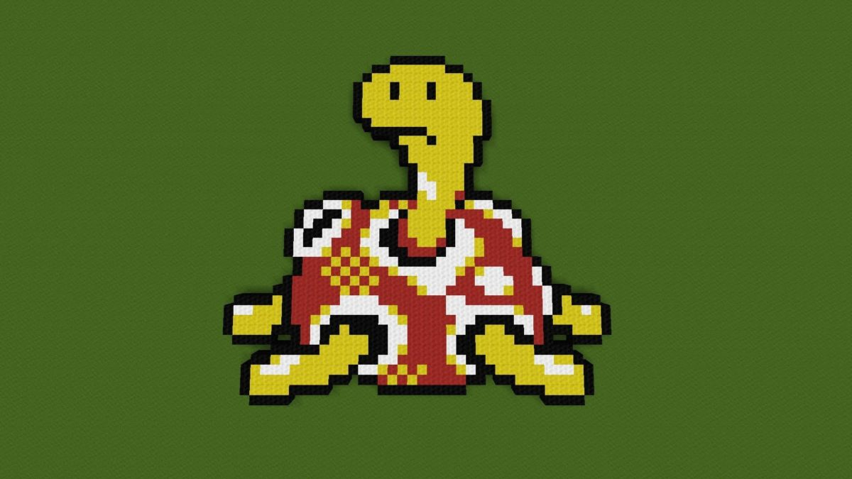 Shuckle Pixel Art Speed Build – By Ed | Ep1 – YouTube