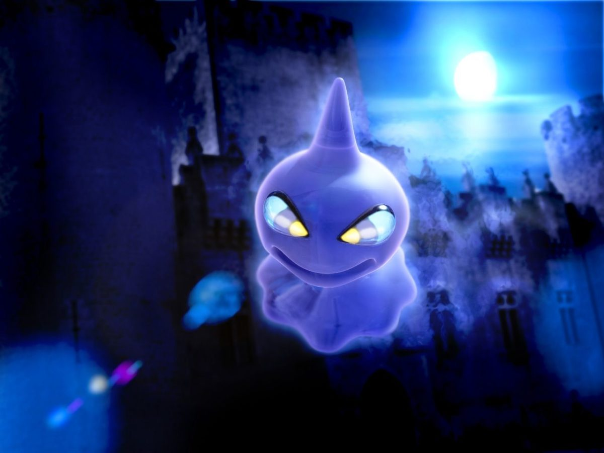 Pokemon Wallpaper – Shuppet |
