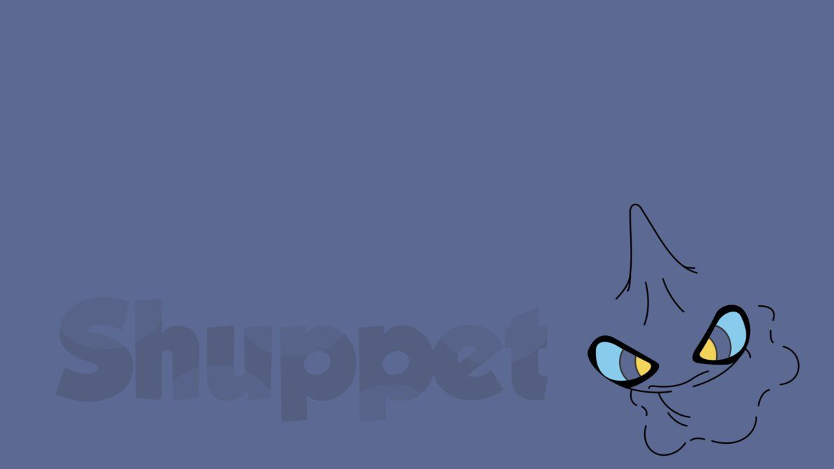 Shuppet Wallpaper by juanfrbarros on DeviantArt