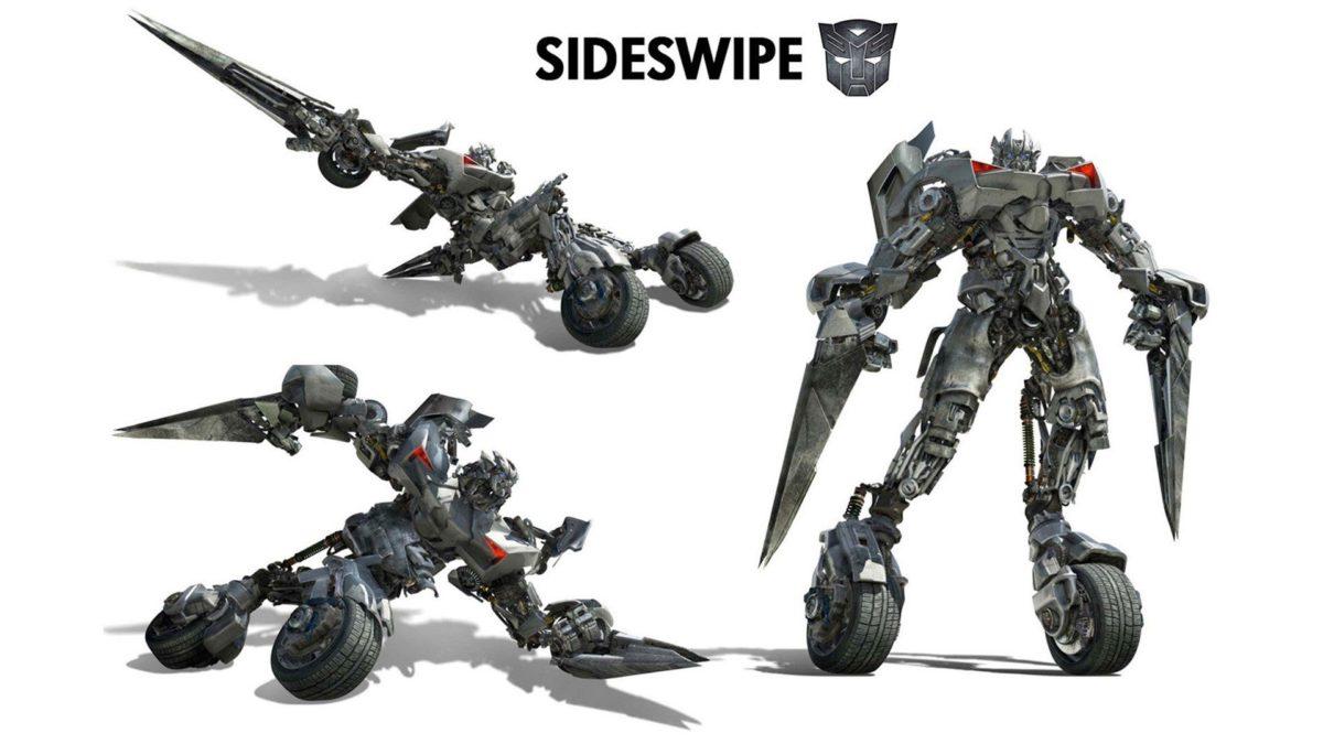 Transformers Sideswipe 388847 – WallDevil