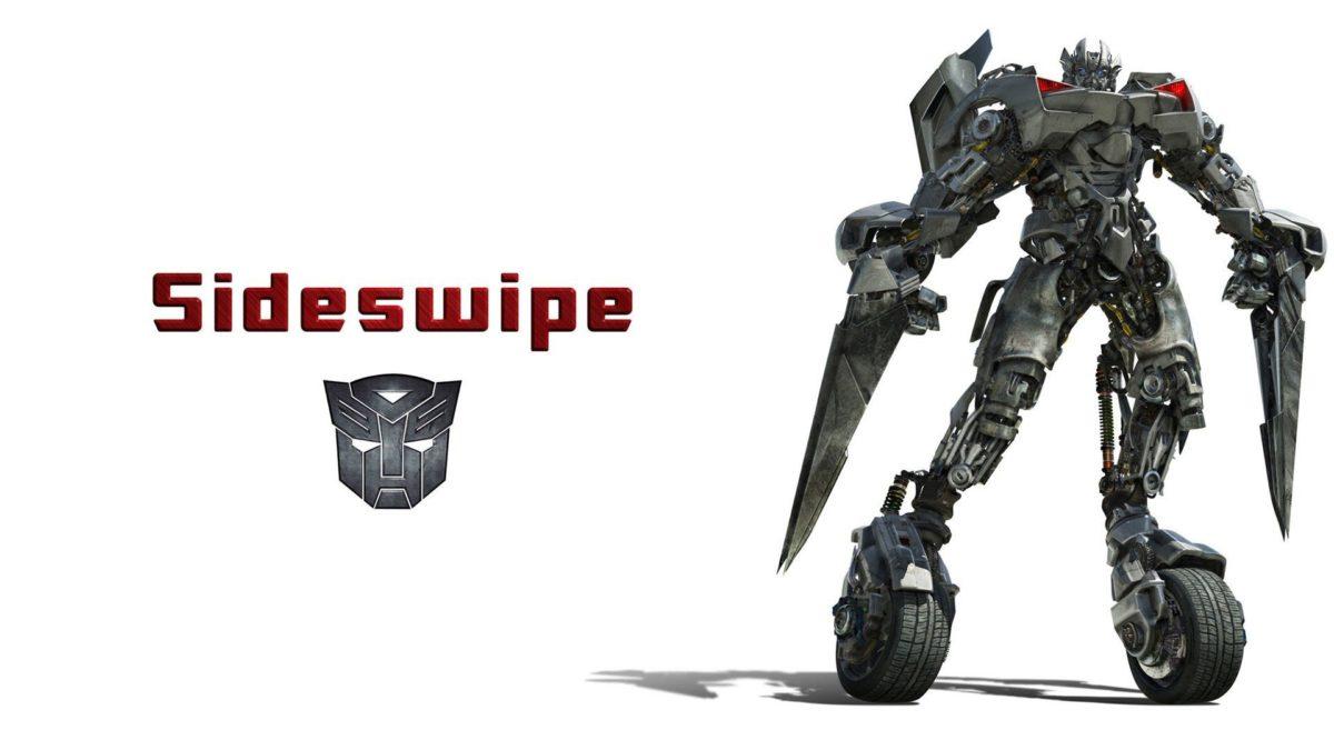 Sideswipe Transformers – WallDevil