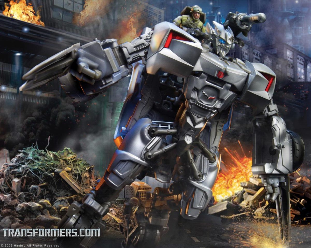 Hasbro Website Updated with print ads for Devastator and Human …