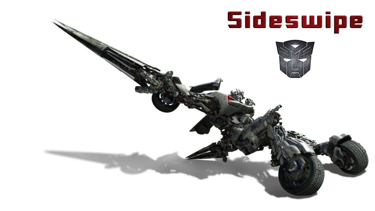Transformers Sideswipe 487019 – WallDevil