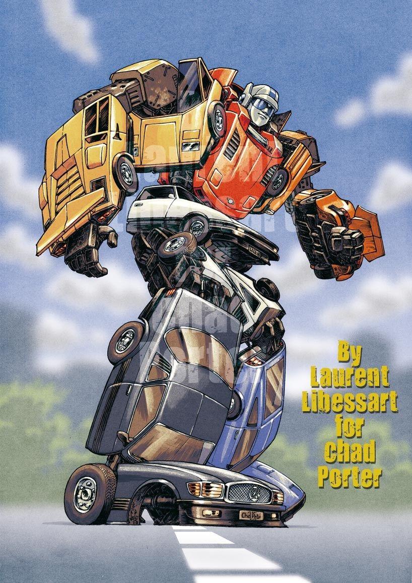 Transformers Sideswipe Wallpaper