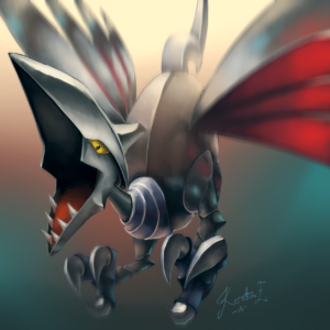 download Skarmory. One of Brandon's strong pokemon | Kalos trainers …