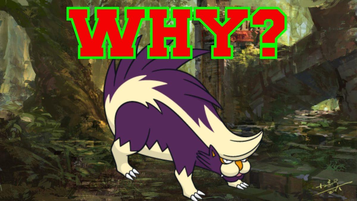 Why Mega Evolve? #198 Skuntank – YouTube