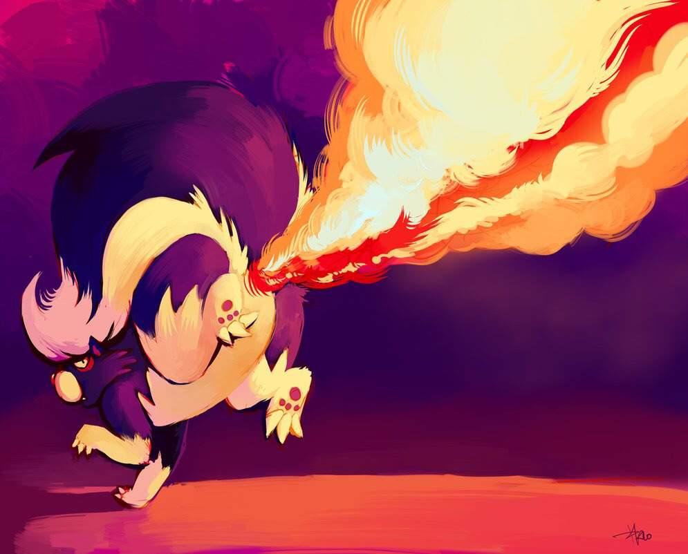 Day 9: Fav Poison Type! | Pokémon Amino