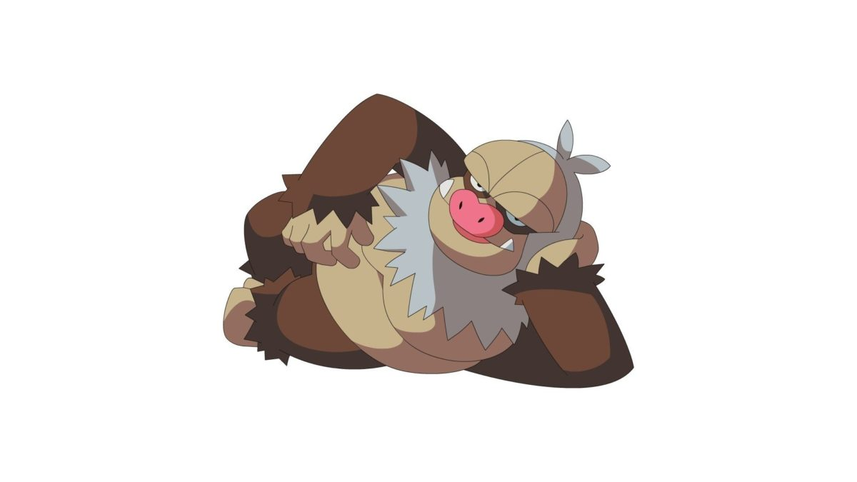 Slaking Pokemon 670229 – WallDevil