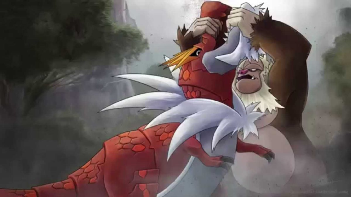 How to beat Slaking in Pokemon Go ~ ToyLab