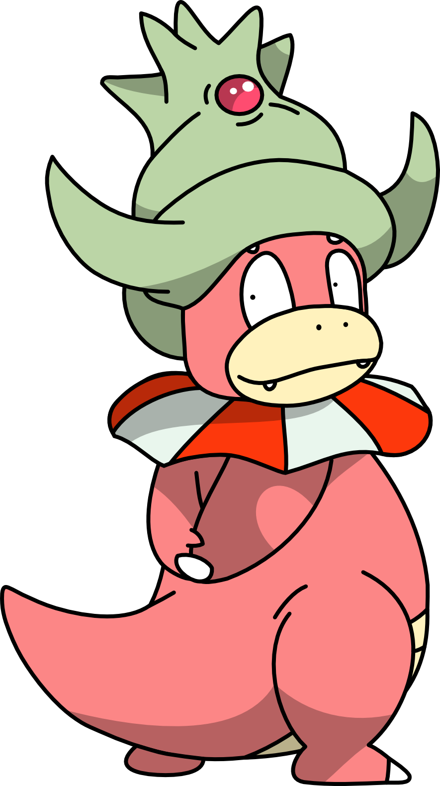 Slowking by Mighty355 on DeviantArt