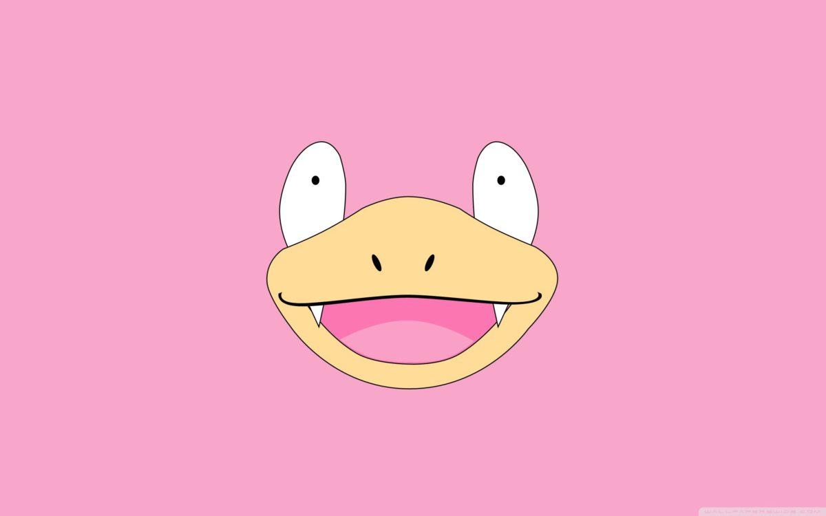 Slowpoke Face (Pokemon) ❤ 4K HD Desktop Wallpaper for 4K Ultra HD …