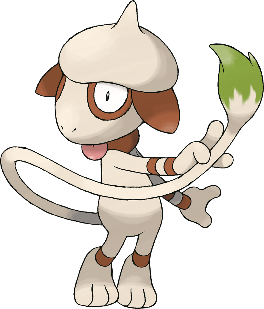 Smeargle screenshots, images and pictures – Giant Bomb
