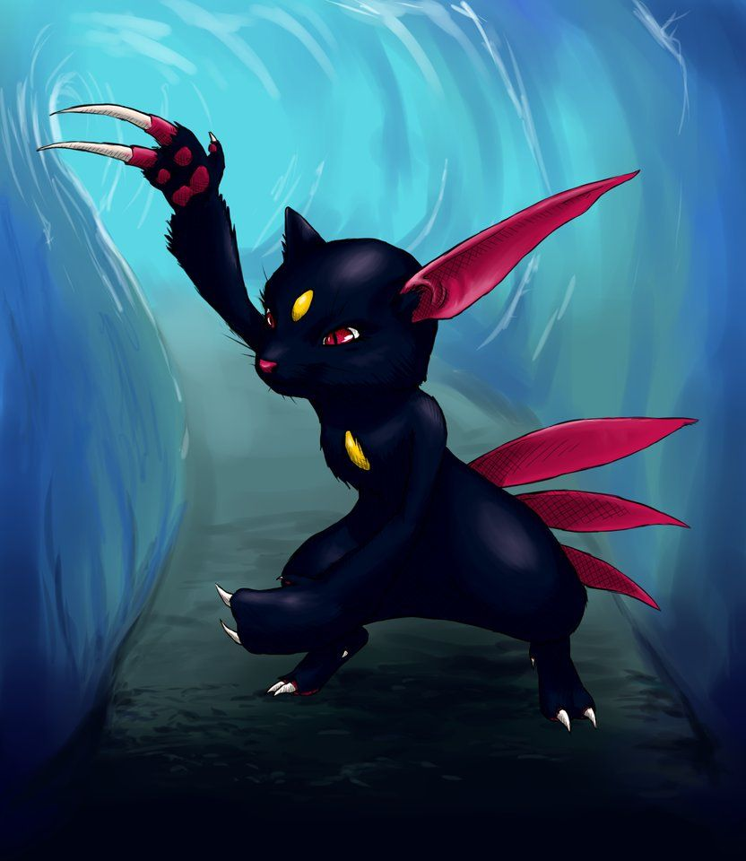 Sneasel by coldfire0007 on DeviantArt