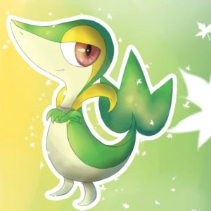 download A Little Snivy by Doovid97 on DeviantArt