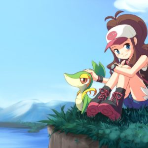 download 12 Snivy (Pokemon) HD Wallpapers   Background Images – Wallpaper Abyss
