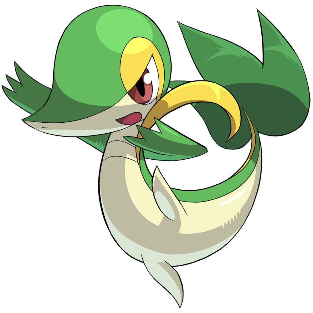737789 Snivy Wallpapers