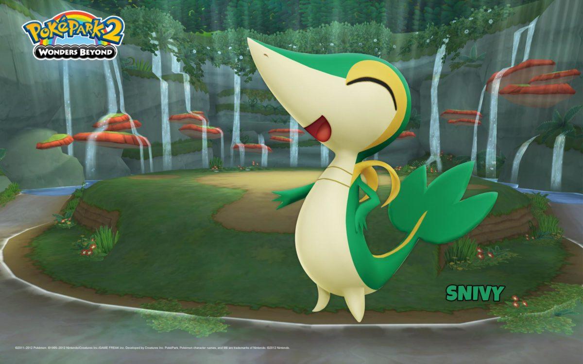 Pokemon Snivy Wallpaper Group (68+)
