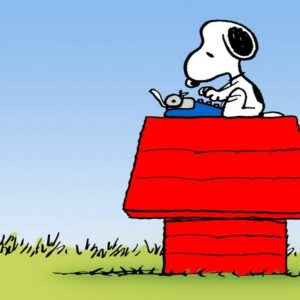 download Snoopy Wallpaper