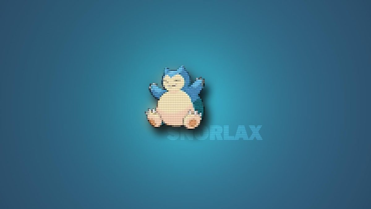 Snorlax Wallpaper Made by Me – Imgur
